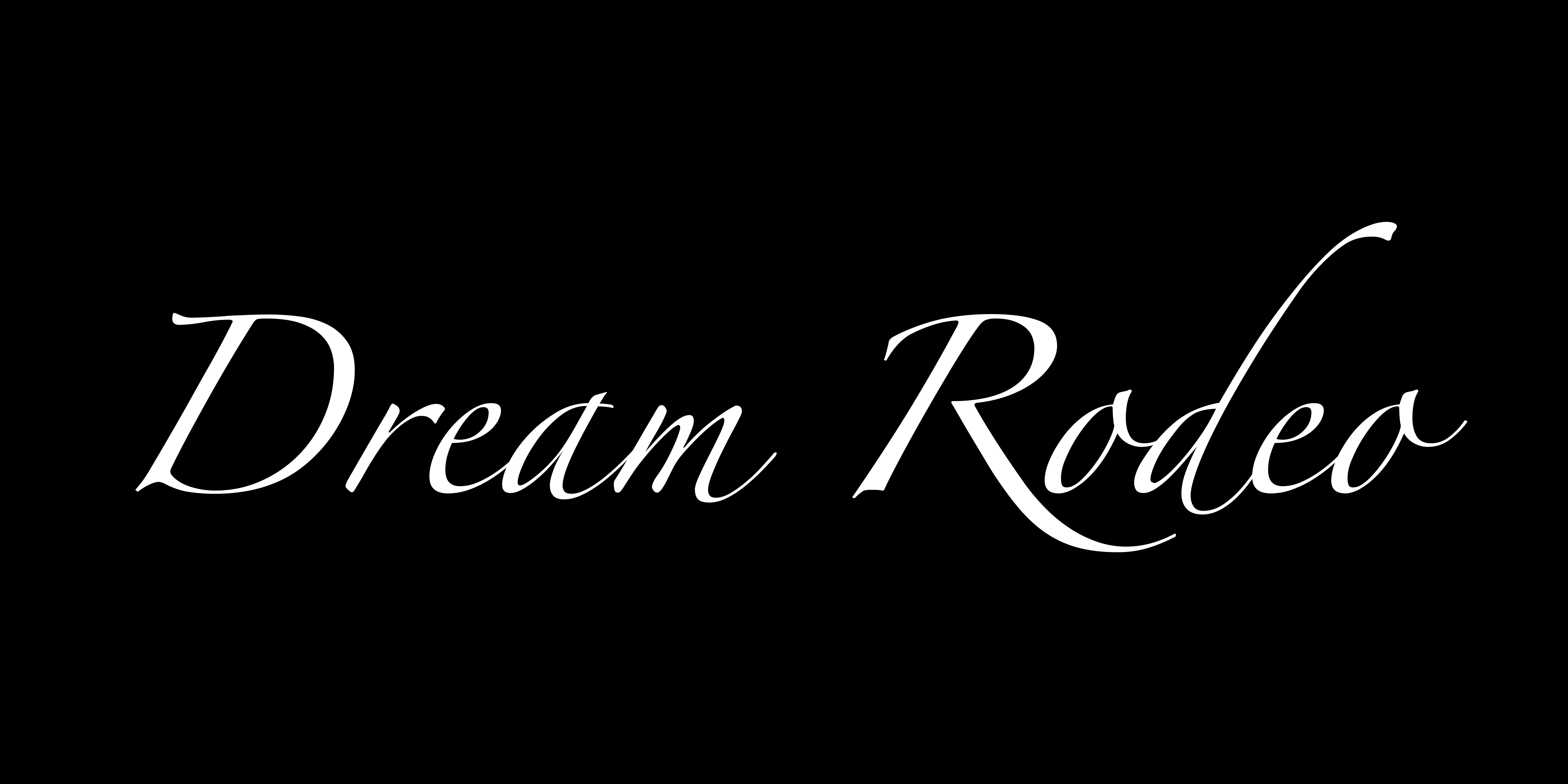 Dream Rodeo